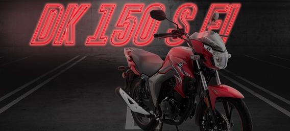 Honda Cg 150/160 - Nova Suzuki Dk Sfi 150cc 0km 2019/2020