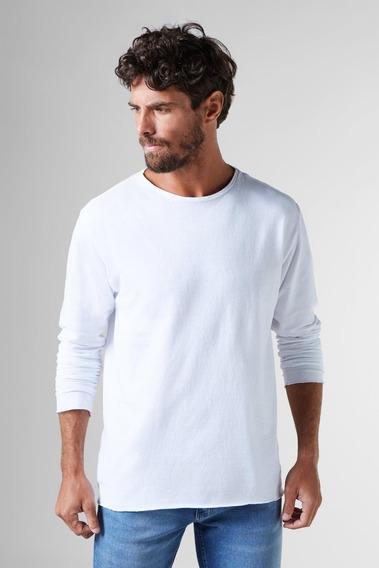 Camiseta Pf Crepe Ml Reserva