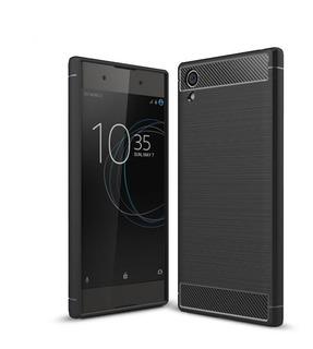 Capa Sony Xperia Xa1 Plus G3426 +pelicula Vidro Cobre 100%