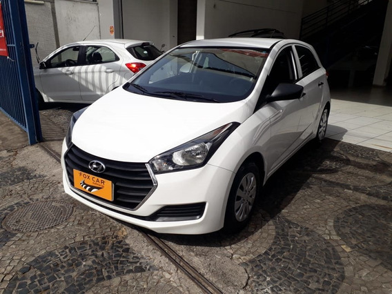 Hyundai Hb20 1.0 Comfort 12v Flex 4p Manual (3907)