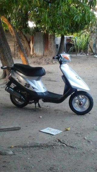 Pasola. Yamaha