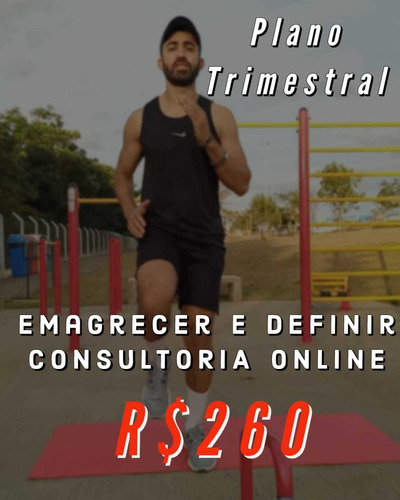 Imagem 1 de 8 de Emagrecer E Definir Consultoria On Line