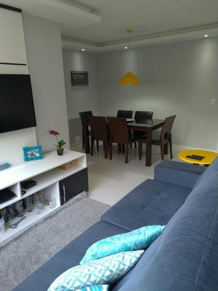 Apartamento Em Ermitage, Teresópolis/rj De 57m² 2 Quartos À Venda Por R$ 275.600,00 - Ap134499