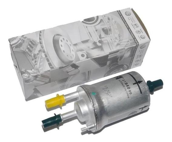 Filtro De Combustivel Jetta Fusca 2.0 Tsi Original 6.6bar Vw