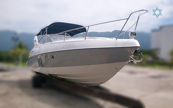 Lancha Phantom 290 Iate Barco N Azimut Cimitarra Ferretti