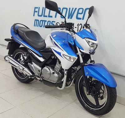 Suzuki 250 Inazuma 2016