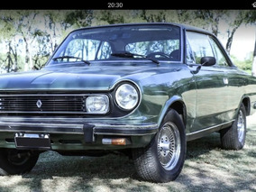 Renault Torino Coupe Torino Zx