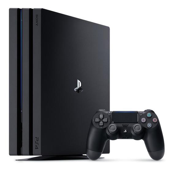 Console Playstation 4 Pro 1tb 4k Original Com Nota Fiscal
