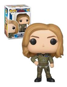 Funko Pop! Marvel Captain Marvel Carol Danvers Fye 436