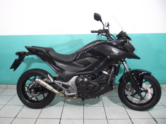 Honda Nc 750x Abs 2015 Preta