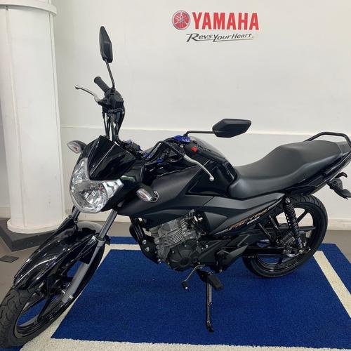 Yamaha Factor 125i Preta 2021