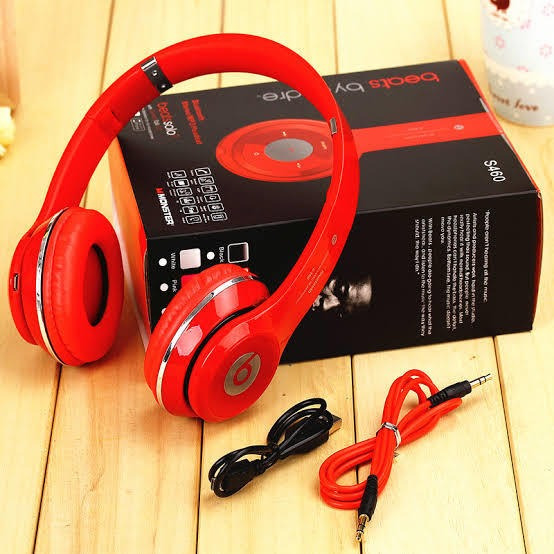 Stereo Headphone- S460