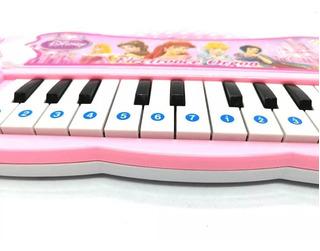 Piano De Las Princesas