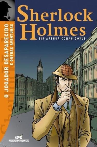 Livro Sherlock Holmes(o Jogador Desaparecido)- Usado