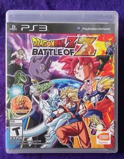 Dragon Ball Raging Blast 2 Ps3 - Usado