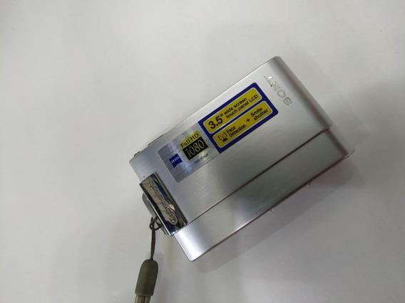 Camera Sony T200 - Funcionamento 100%