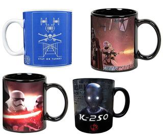 Star Wars Tazas De Café Wars, Conjunto 4: