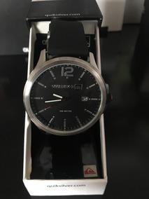 Relógio Quiksilver Beluka Silicon (black)