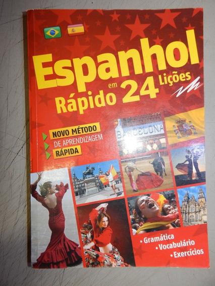 Espanhol Rapido Em 24 Lições Com Cd