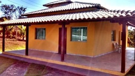Casa Em Condomínio Com 3 Quartos Para Comprar No Condomínio Represa Ville. Em Capim Branco/mg - 25