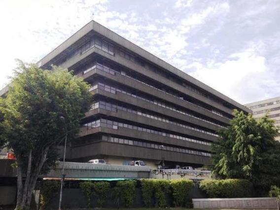 Oficina En Alquiler - Chuao - 19-17779