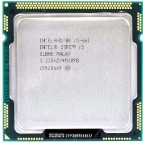 Processador I5 3.33ghz Modelo 661