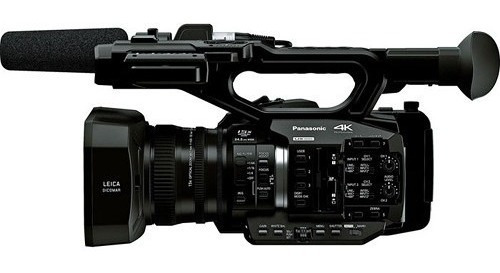 Filmadora Panasonic Ag-ux90 4k/hd - Nf + Garantia 3 Anos