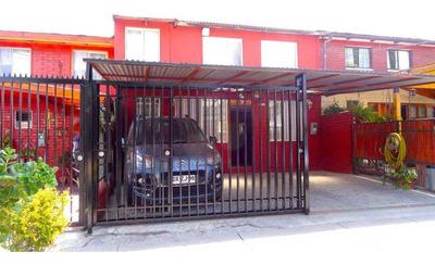 Bonita Casa De Dos Pisos Calle San Pedro / Av. México