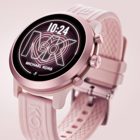 Relógio Michael Kors Mkt5070 Rose - Original