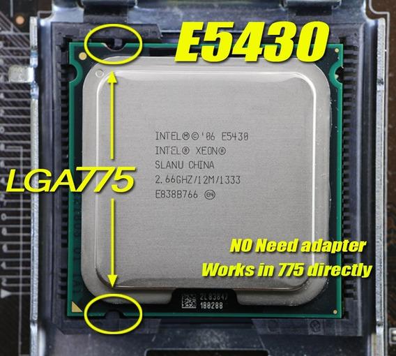 Processador Intel Xeon E5430 Ghz Lga 775 Mod.