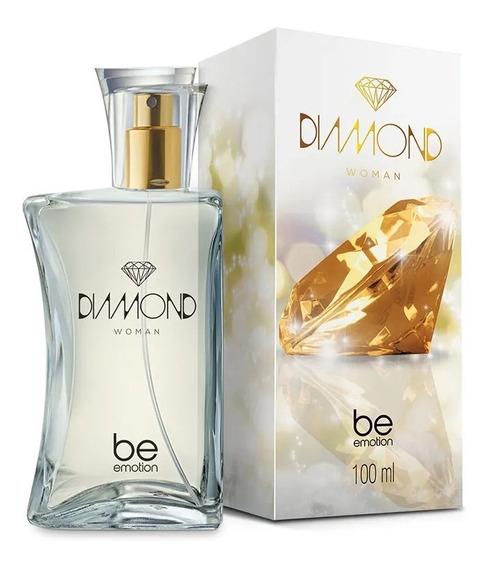 Perfume Diamond Woman Be Emotion - Feminino