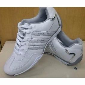48474e26f70 Tenis Adidas Goodyear Centauro - Tênis Branco no Mercado Livre Brasil