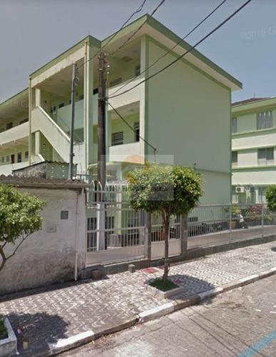 Apartamento À Venda No Bairro Vila Guilhermina - Praia Grande/sp - 346