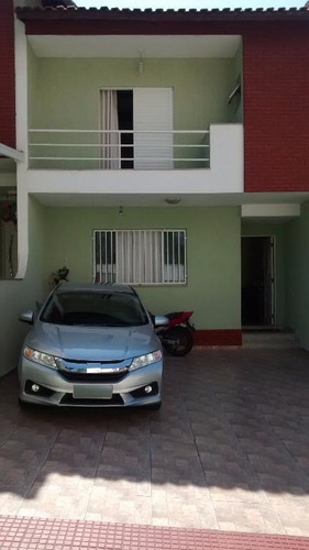 Imagem 1 de 20 de Sobrado Residencial À Venda, Vila Matilde, São Paulo. - So1387