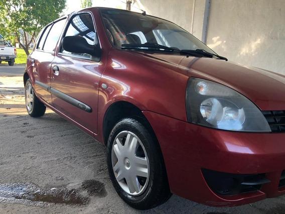 Renault Clio 1.2 Mod09 $215.000 + Cuotas Fijas En Pesos.