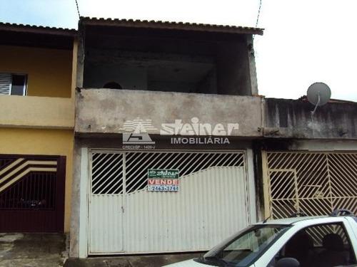 Imagem 1 de 19 de Venda Sobrado 2 Dormitórios Cidade Soberana Guarulhos R$ 300.000,00 - 33893v