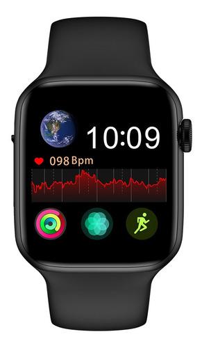 Iwo 8 Pro Lite Relógio Smartwatch 44mm Ios Android + Brinde