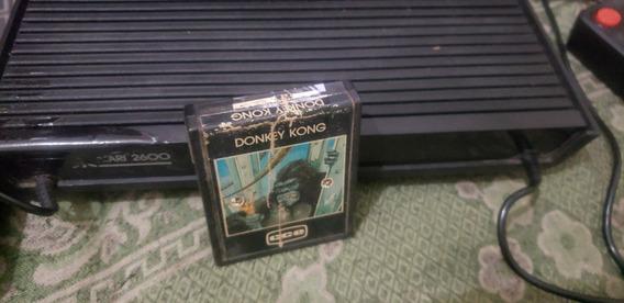 Donkey Kong Para O Atari Funcionando 100% R1