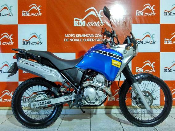 Yamaha Xtz 250 Tenere 2012 Azul