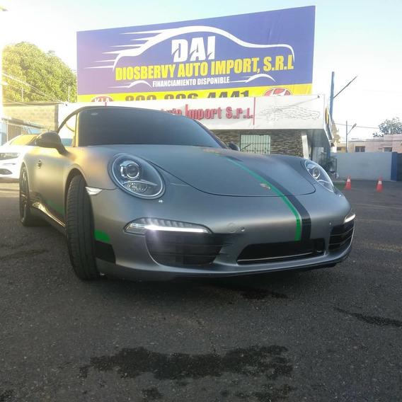 Porsche 911 Turbo Carrera Origen Aleman,impot