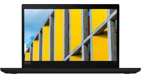 Notebook Lenovo Thinkpad T490 I5 8265u Ssd 256gb 8gb Win10 P