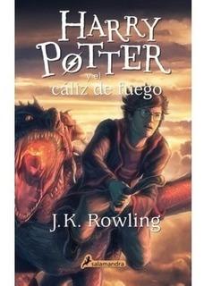 Harry Potter 4. Harry Potter Y El Caliz De Fuego (nueva Edic