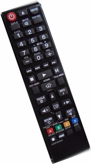 Controle Remoto Home Theater Samsung Ht-e350k/zd