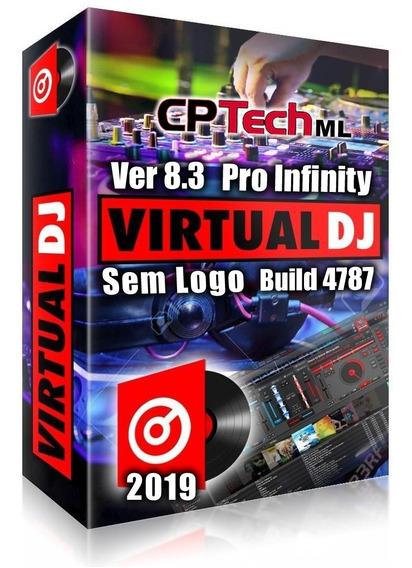 Virtual Dj 8 4787 - Ultima Versão Sem Logo + Skins + Efeitos