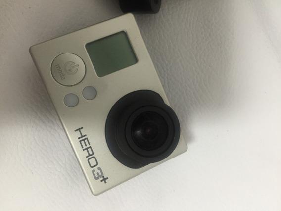 Câmera Gopro Hero 3+ Silver Edition