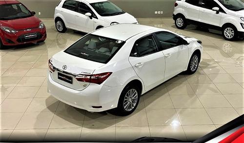 Imagem 1 de 13 de Toyota Corolla 2.0 16v Xei Flex Multi-drive S 4p