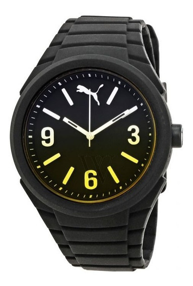 Relógio Puma Gummy Pu103592010 Unissex