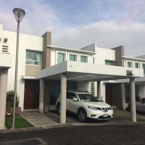 Casa En Renta Dentro De Fraccionamiento En Metepec