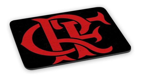 Mousepad Flamengo Crf Clube Regatas Escudo Time Mouse Pad