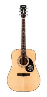 Guitarra Acústica Metal Cort Ad810 Op + Garantía